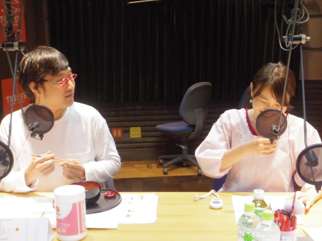 たまむすび20161227(山里&阿部)