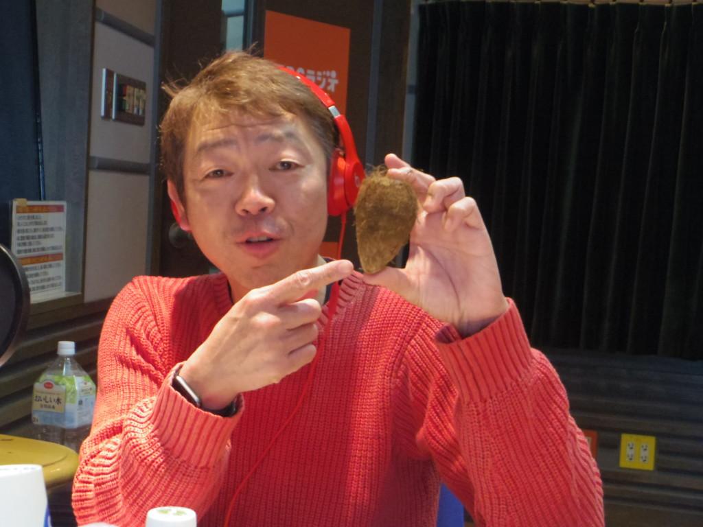 161223たまむすび 玉さん里芋