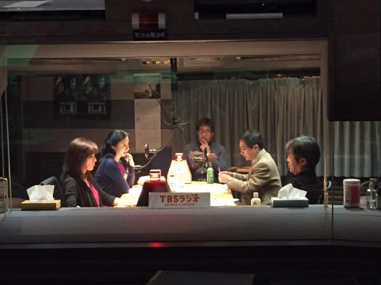 ニュース年録2016スタジオ①