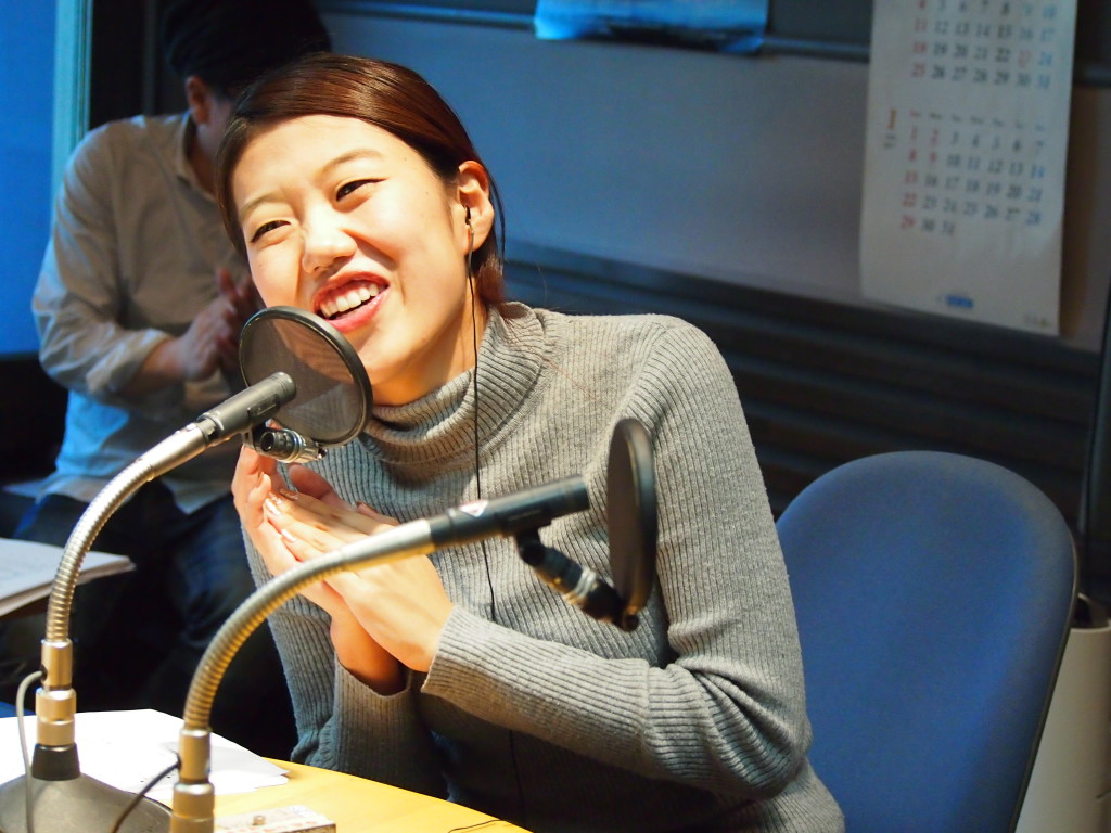 161204サンデー 横澤夏子