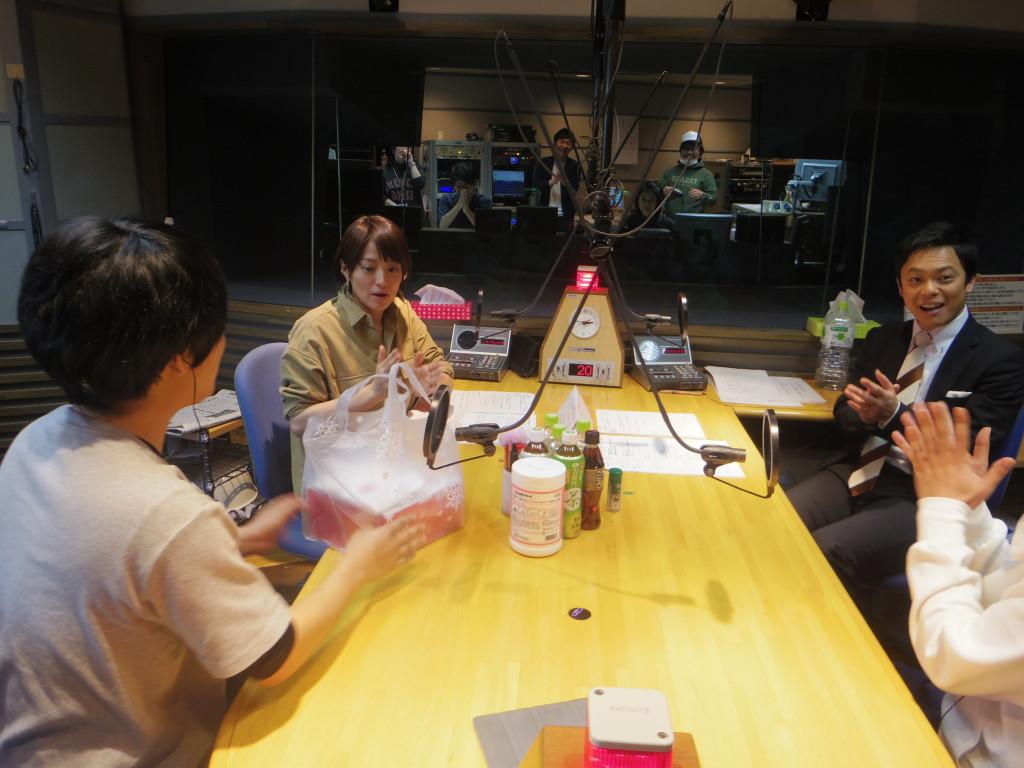 たまむすび20170110(赤江&うしろシティ&ケーキ)
