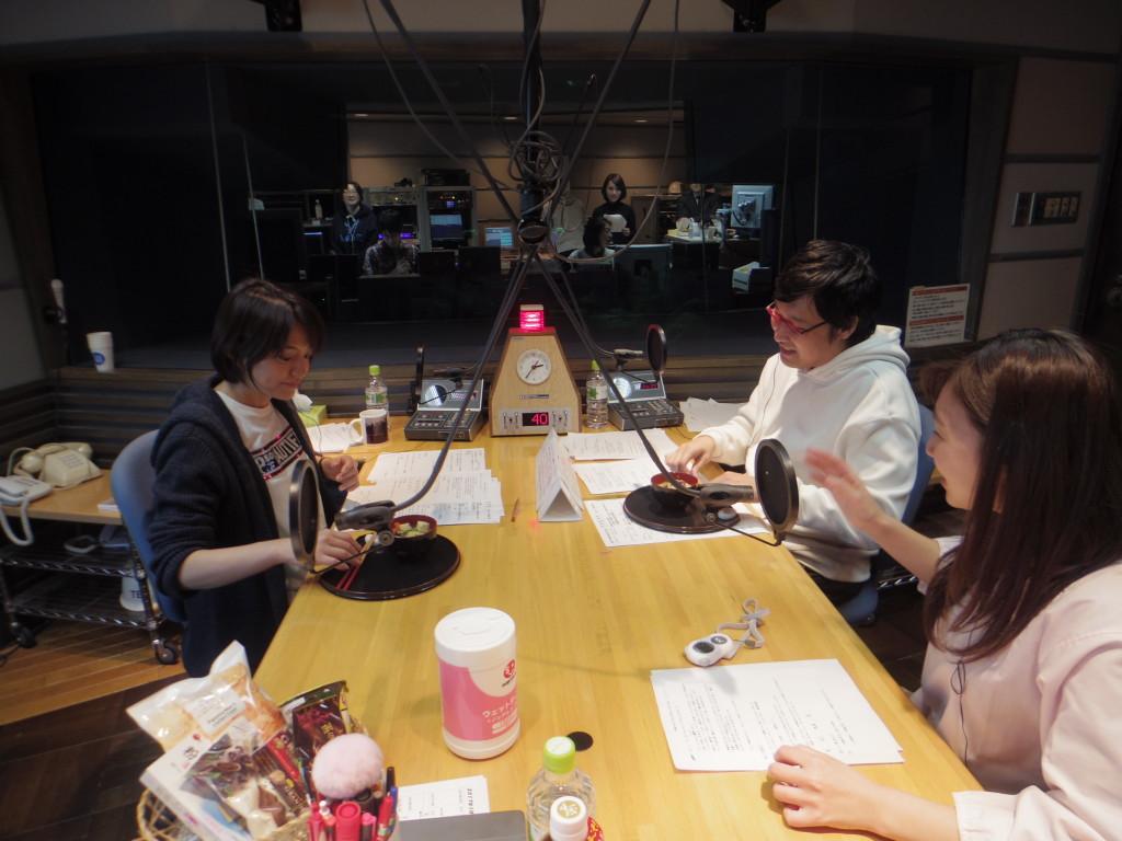 たまむすび20170131(赤江&山里&阿部)