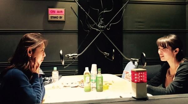 ドラリバーズリクエスト宮崎瑠依+皆川アナ眠気対策グッズ紹介201702