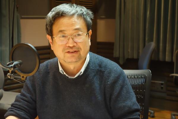 TBSラジオ崎山敏也記者