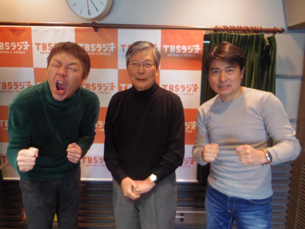 170127たまむすび 羽佐間道夫さん1