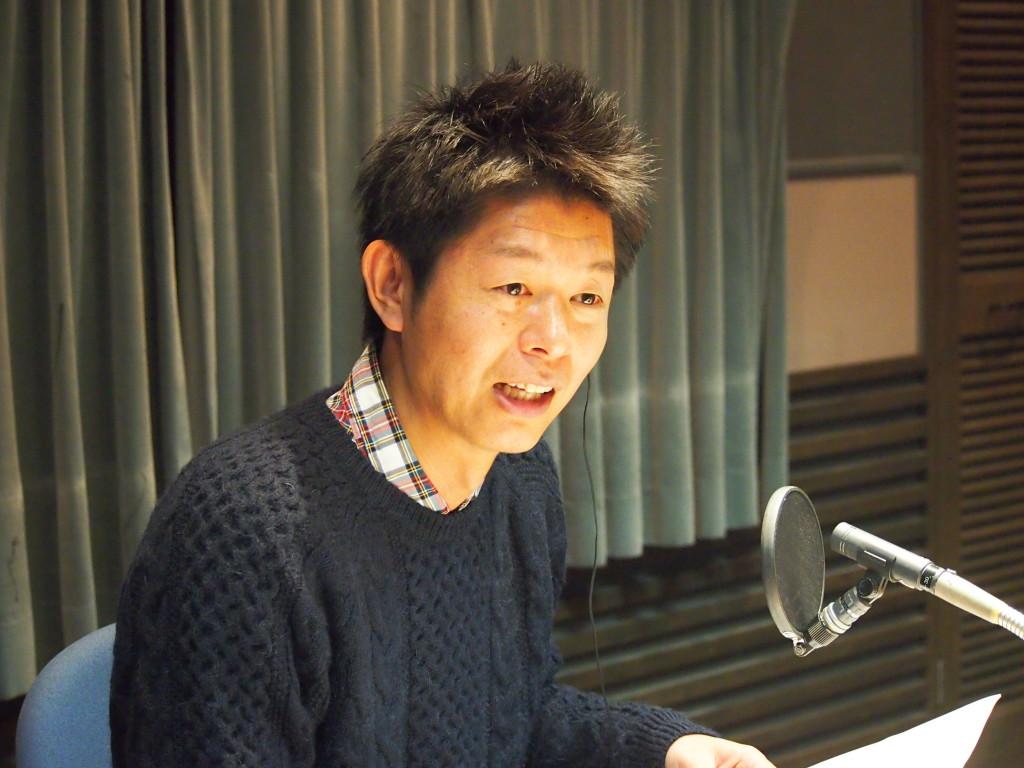 170108サンデー 島田秀平さん1