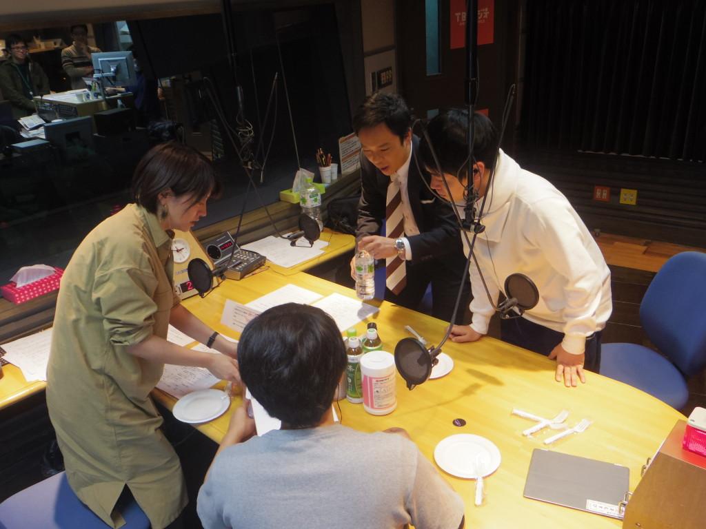 たまむすび20170110(赤江&蓮見&うしろ)