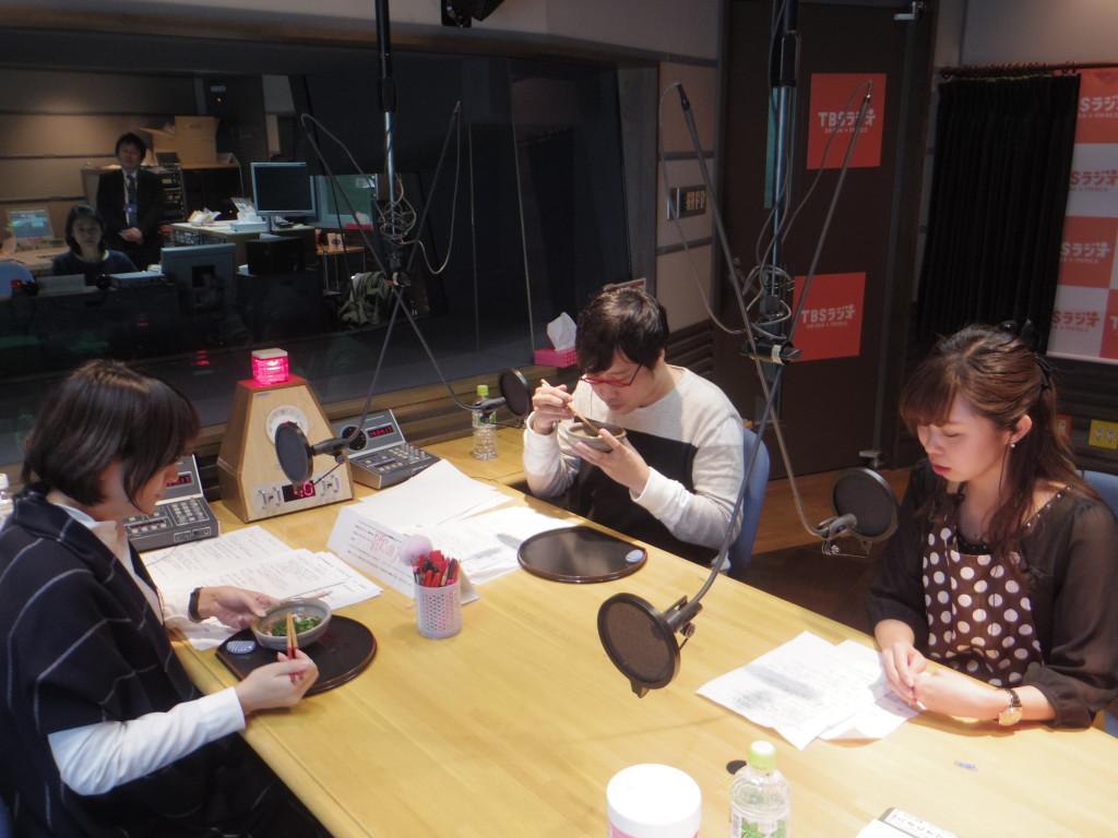 たまむすび20170228(赤江&山里&加藤)