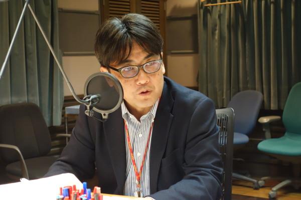 ジャーナリスト・安田浩一さん