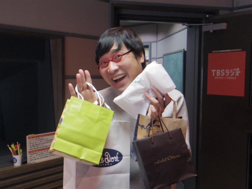 たまむすび20170214(山里&チョコ全部)