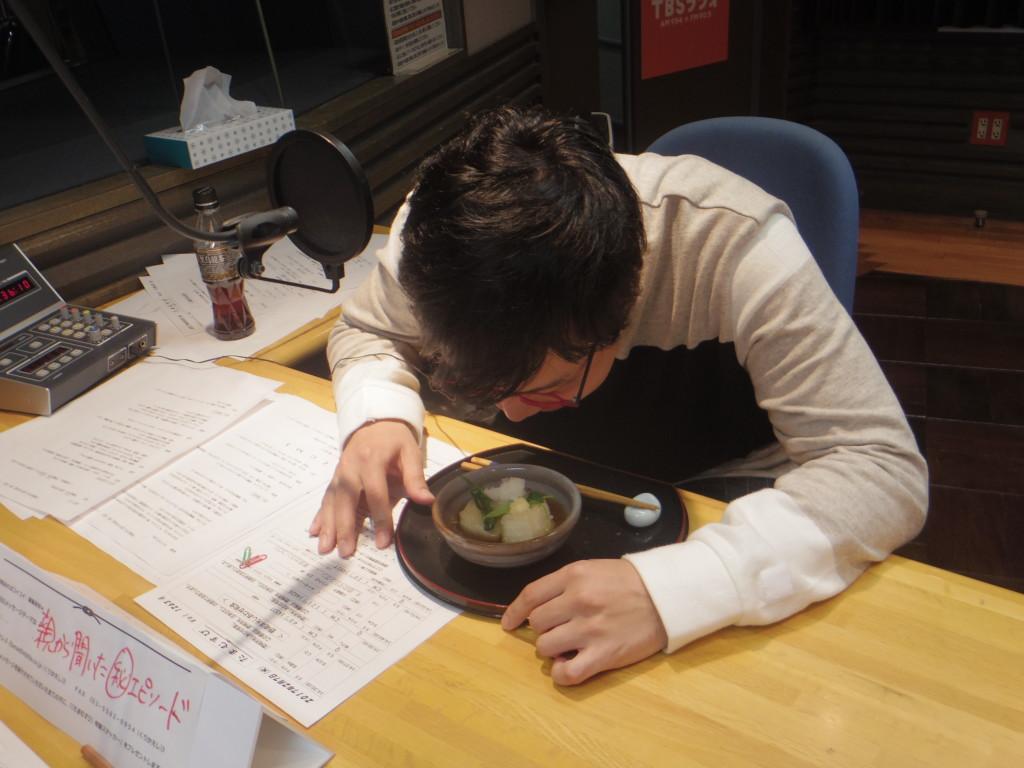 たまむすび20170207(山里&料理)