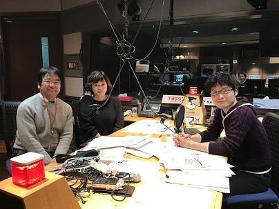 都立神経病院の作業療法士・本間武蔵さん