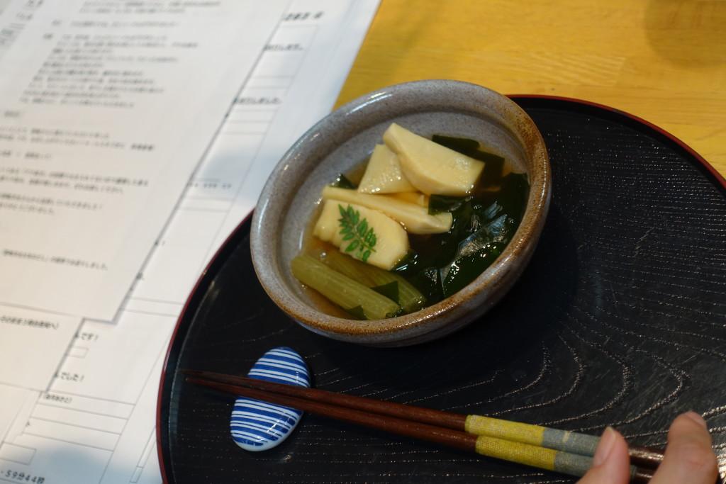 たまむすび20170307(料理)