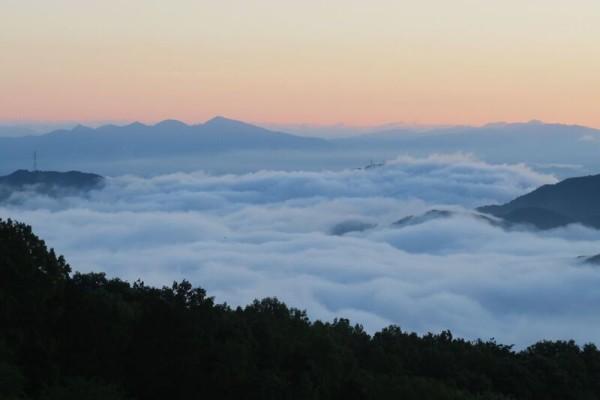 これが秩父の雲海です!すばらしいですね!!