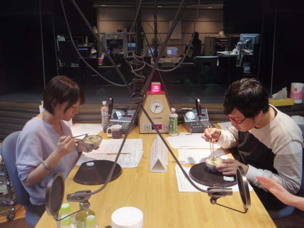 たまむすび20170314(赤江&山里&料理)