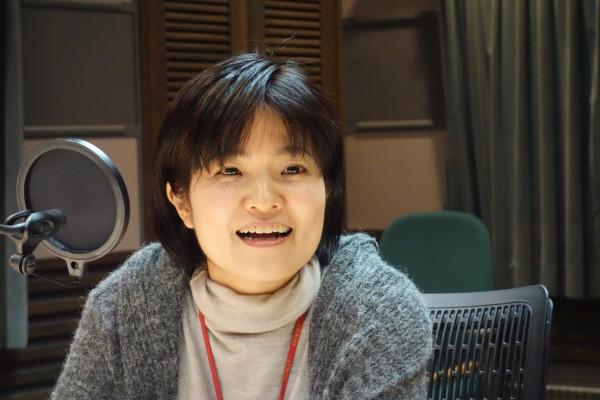 琉球大教授・上間陽子さん