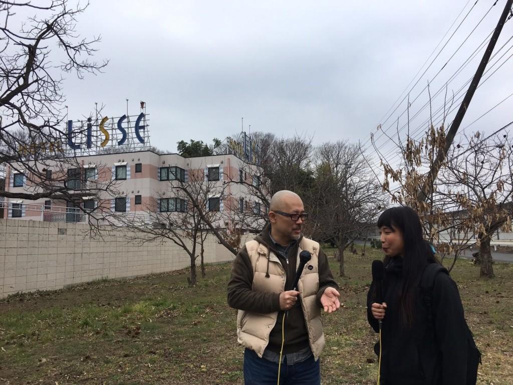 取材協力頂けたのは東松山IC近くのホテルリセさん。ありがとうございましたっ!