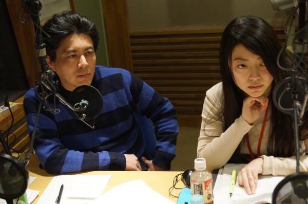 神里達博さん&富永京子さん