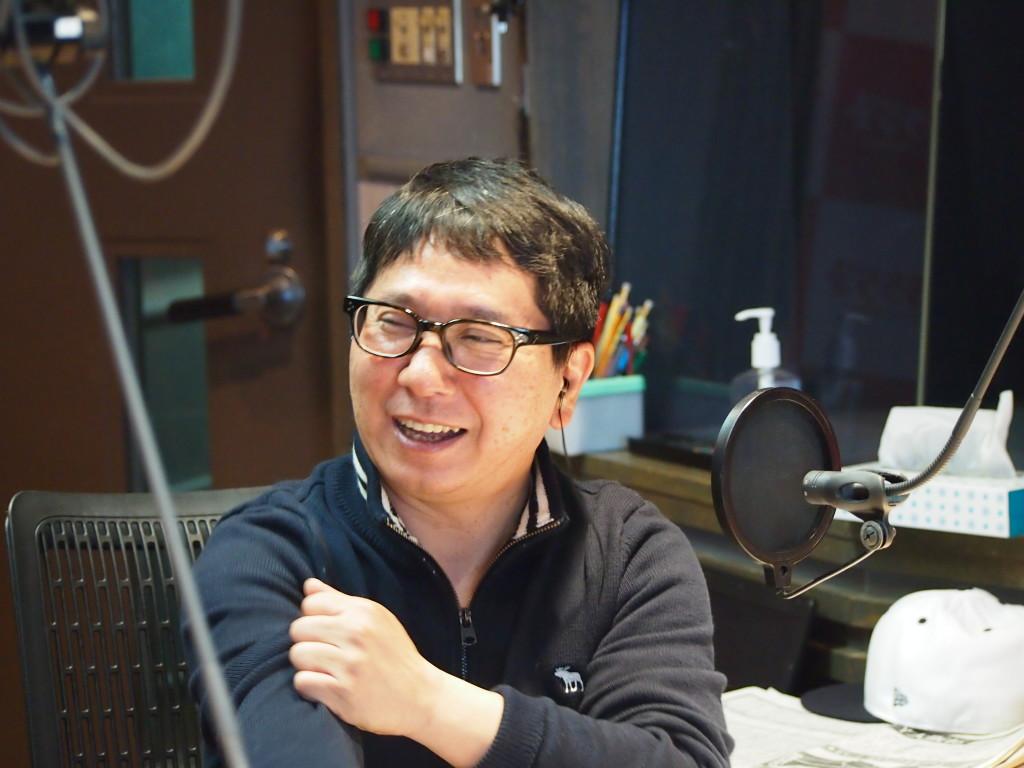 170402サンデー 田中さん笑う