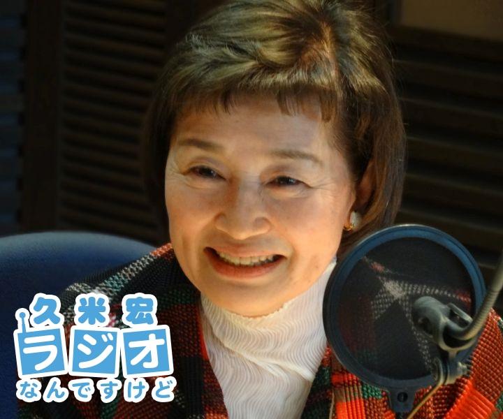 久米宏と石井和子の土曜ワイドコンビが32年ぶり復活!