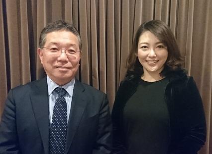 杏林大学保健学部教授の田口晴彦さん