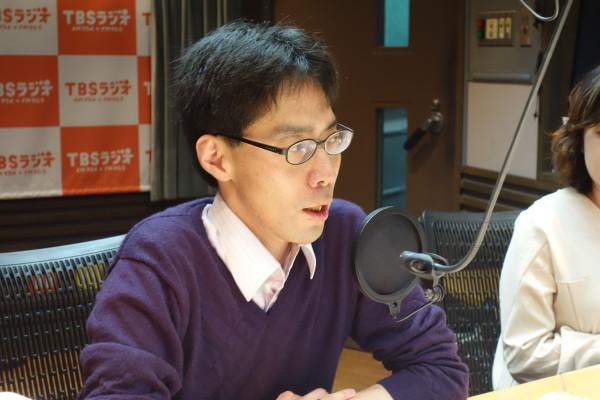 新潟県立大学教授・浅羽祐樹さん