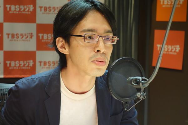 社会学者・明戸隆浩さん