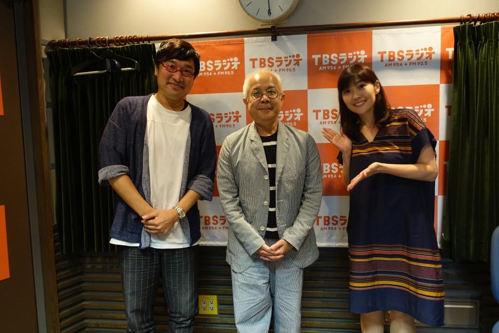 たまむすび20170613(海保&山里&小堺3)