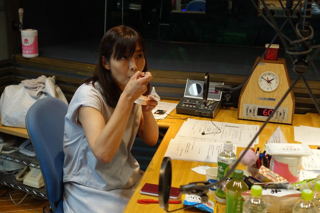 たまむすび20170606(海保&お土産)