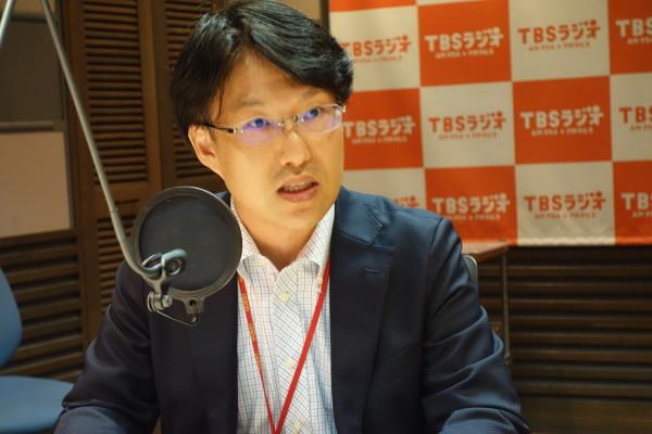 花園大学准教授・和田一郎さん