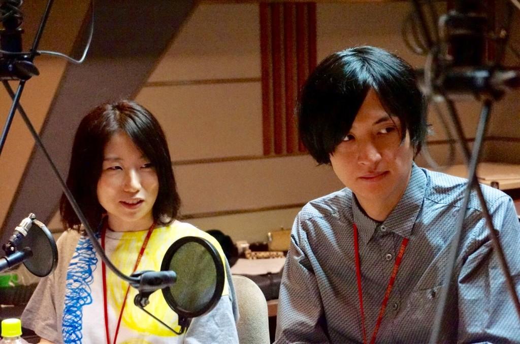 倉本さおりさん&宮崎智之さん(撮影:ササキミチヨ)