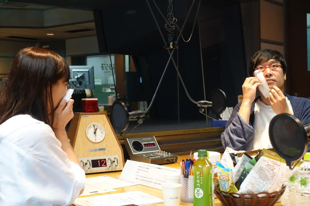 たまむすび20170620(海保&山里)