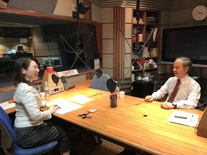 日本医科大学教授の貝瀬満さんと中澤有美子さん