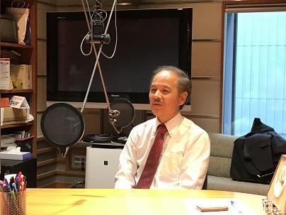 日本医科大学教授の貝瀬満さん