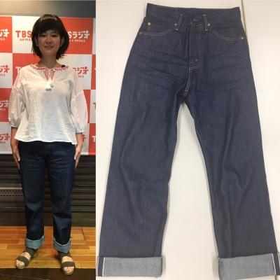 ディレクター・刈屋(リーバイス701)