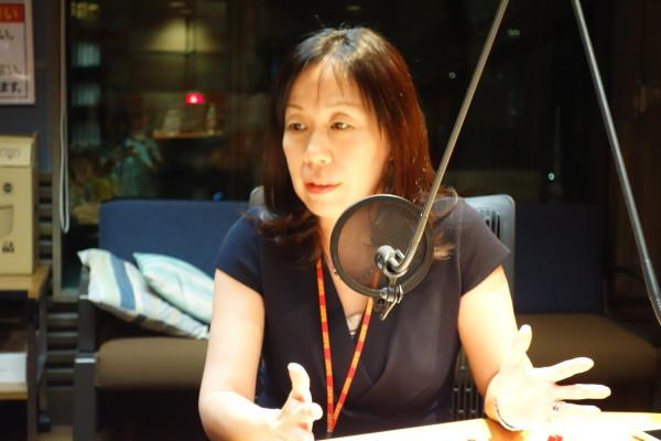 「ギャンブル依存症問題を考える会」代表理事の田中紀子さん