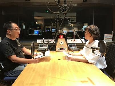 中村尚登ニュースデスクと南部広美さん