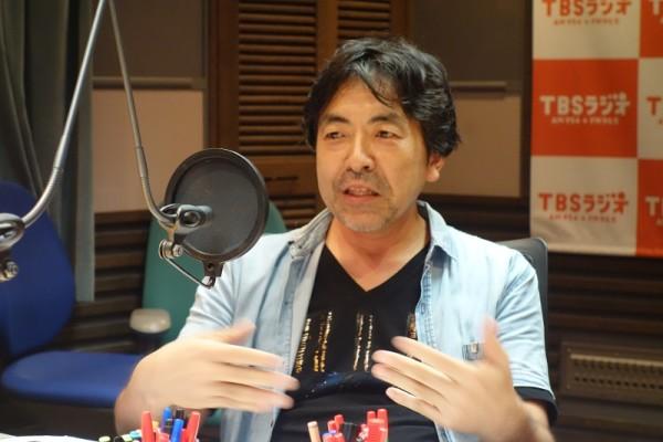 早稲田大学・社会科学総合学術院の佐藤洋一さん