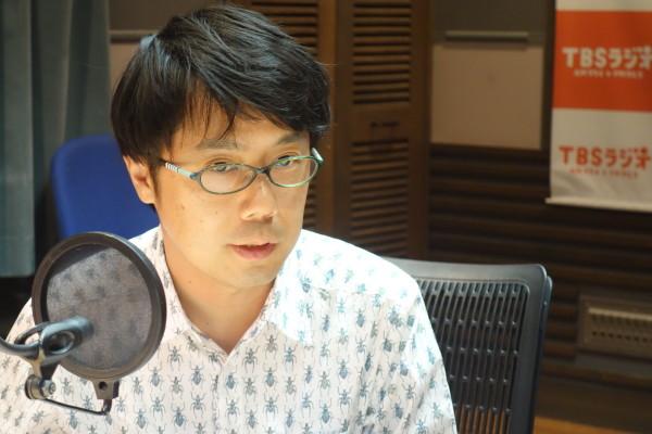昆虫学者・丸山宗利さん