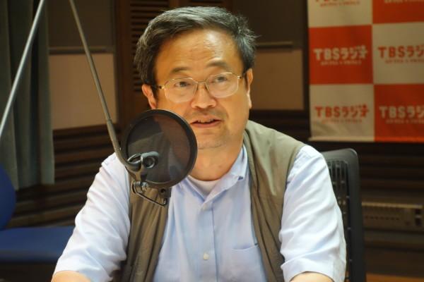 TBSラジオ・崎山記者