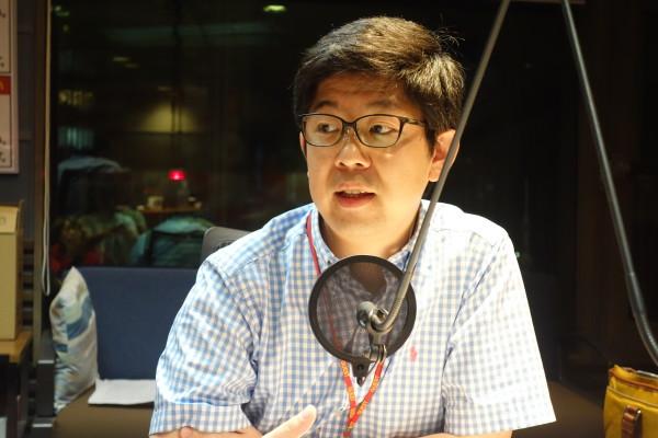 東京電機大准教授・寿楽浩太さん