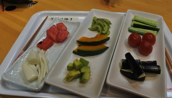 きゅうり・ナス・トマトは普通に美味しい!