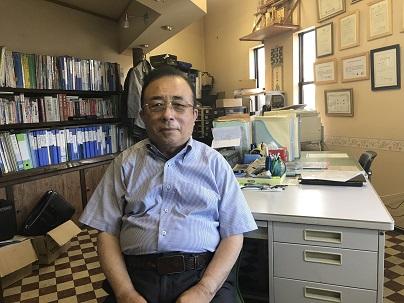寺島隆次郎さん