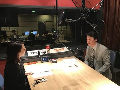 順天堂大学医学部教授の清水俊明先生と中澤有美子さん