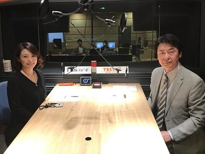順天堂大学医学部の清水俊明先生と中澤有美子さん