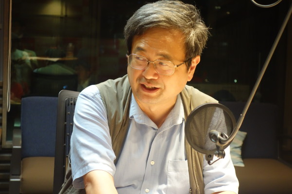 TBSラジオ・崎山敏也記者