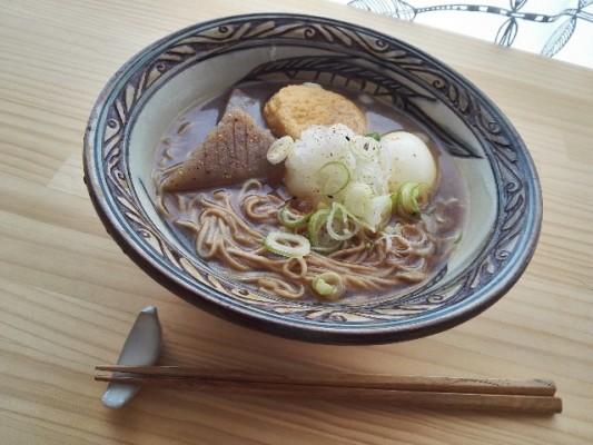 【阪下】おでん蕎麦