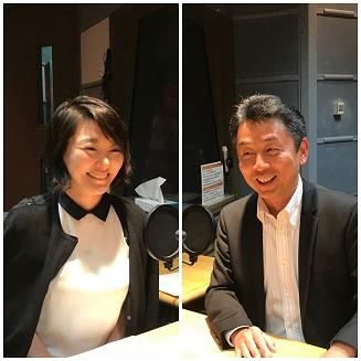 日本大学医学部教授の後藤田卓志さんと中澤有美子さん