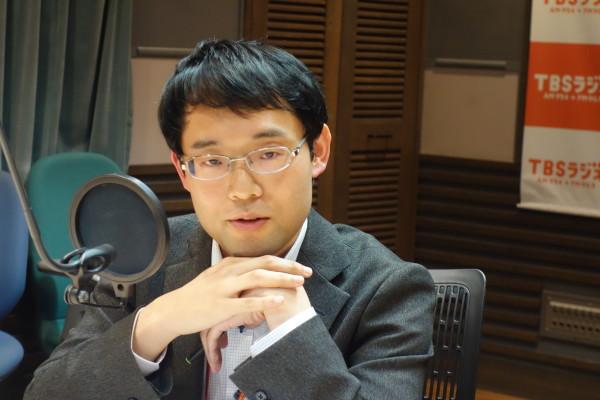 近現代史研究者・辻田真佐憲さん