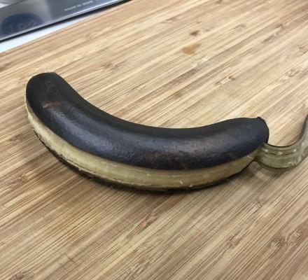 雑うまレシピ(バナナタルト)